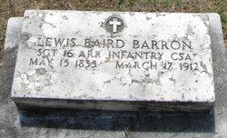 Lewis Baird Barron