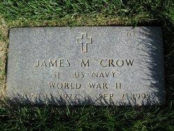James Myron Crow