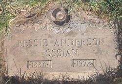 Betty Cecilia Bessie <i>Norling</i> Ossian