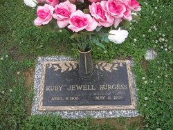 Ruby Jewel <i>Birdwell</i> Burgess