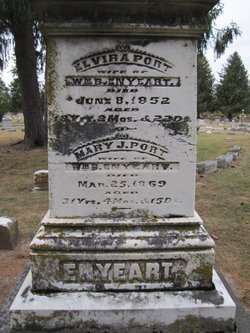 Elvira <i>Port</i> Enyeart