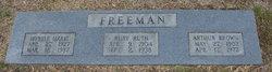 Ruby Ruth <i>Pierson</i> Freeman