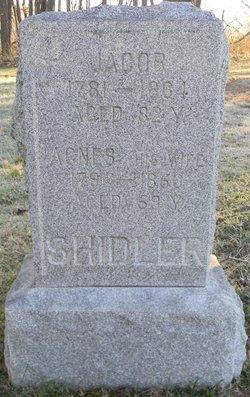Agnes <i>Hufford</i> Shidler
