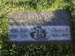 Nola Jane <i>Pitman</i> Davis