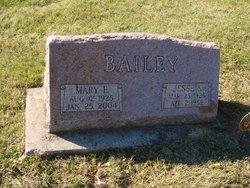 Mary E <i>Hampton</i> Bailey