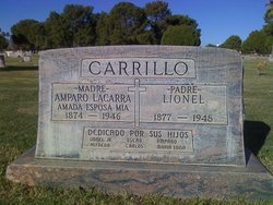 Amparo <i>LaCarra</i> Carrillo