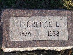Florence E <i>Buress</i> Bevington