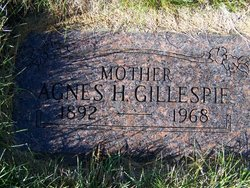 Agnes Hildegaard <i>Sundberg</i> Gillespie