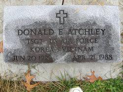 Donald E Atchley