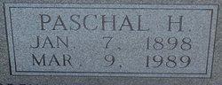 Paschal H. Binion