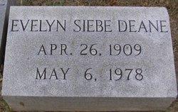 Evelyn Siebe Deane
