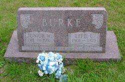 Junior W Burke