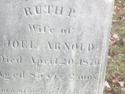Ruth P Arnold