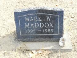 Marcus Winchester Mark Maddox