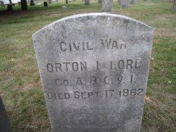 Orton L. Lord