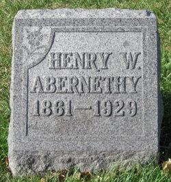 Henry W. Abernethy