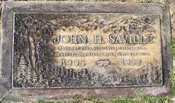 John H Saville