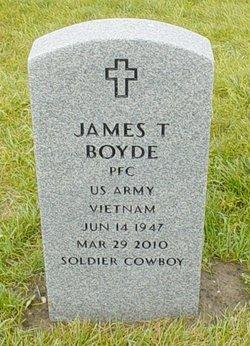 James Theodore Boyde