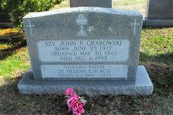 Rev John P. Grabowski