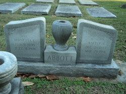 Bernetta <i>Lane</i> Abbott