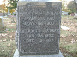 Andrew Jackson Harlan