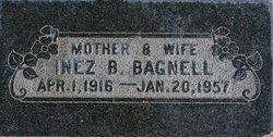 Inez <i>Blazzard</i> Bagnell