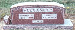 Tex Anna <i>Clines</i> Alexander