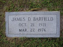 James Daniel Barfield