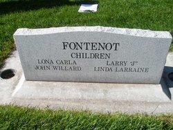 Lona Vera <i>Cole</i> Fontenot