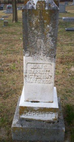 John Strother Garriott