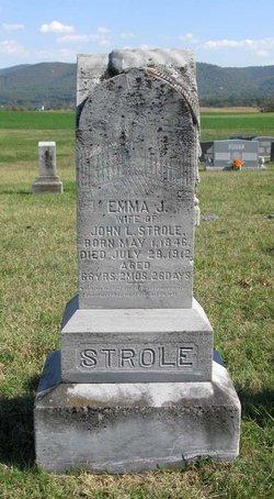 Emma Jane <i>Shuler</i> Strole