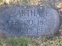 Martha E. Dickerson