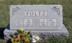 Jacob Carl Foltz, Sr