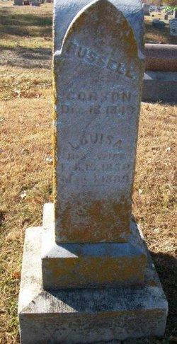 Louisa <i>Hill</i> Corson