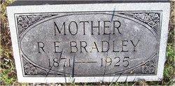 Rebecca Elizabeth <i>Woods</i> Bradley