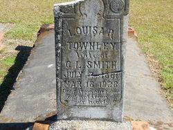 Louisa P <i>Townley</i> Smith