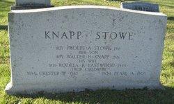 Phebe A <i>Stowe</i> Knapp