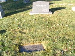 Marie <i>Raleigh</i> Adamson