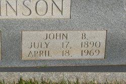 John B. Atkinson