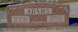 Bernice Elizabeth <i>Mace</i> Adams