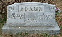 Phillip Walter Adams