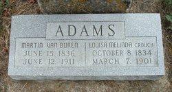 Martin Van Buren Adams