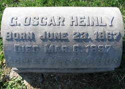 George Oscar Heinly