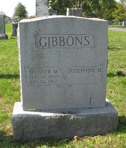 Josephine M. Gibbons