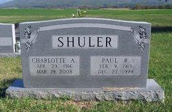 Charlotte Naomi <i>Atwood</i> Shuler