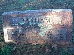 Samuel Barham