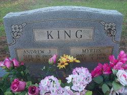 Andrew Jackson King