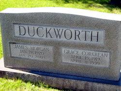 James Morgan Duckworth