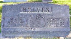 Clarence Milton Ta Holmes