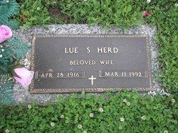 Lou Selma <i>Allison</i> Herd